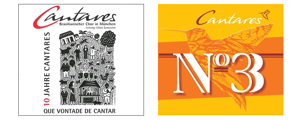 Cantares CDs